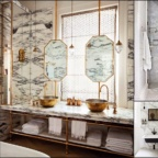 Interiors Obsession: Marble