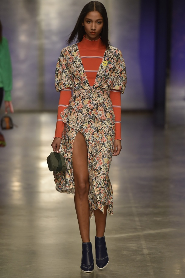 Sun Shining Pack Umbrella >> 5 things I learnt at London Fashion Week - The Frugality Blog