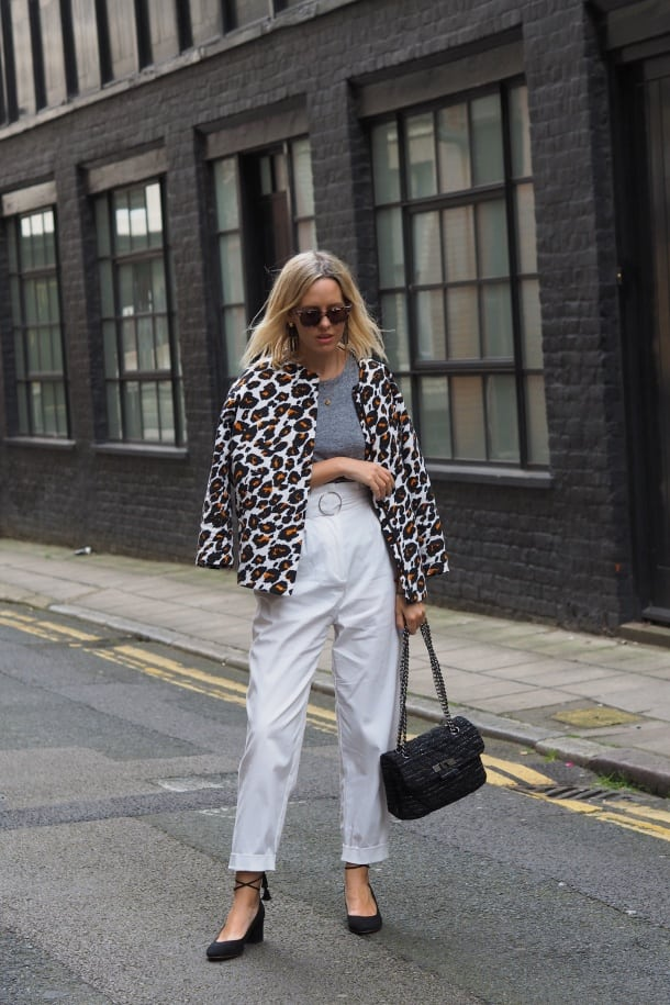 How to wear white trousers - The Frugality Blog 8b082234b