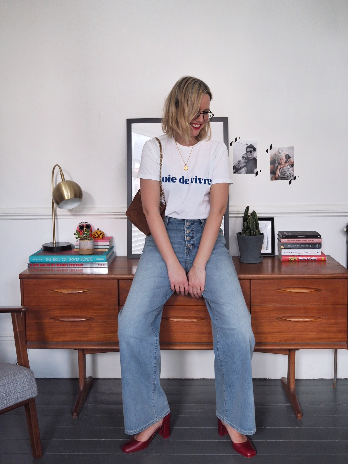 e074c6d15e41a The move to wider leg denim has been slow yet it s lingering. We ve all  just about got used to a 90s straight leg jean and now we re going back to  the 70s ...