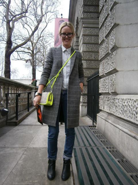 High Street Fashion Challenge: LFW Day 1