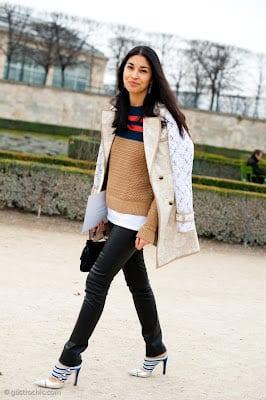 Style-Stalking: Caroline Issa