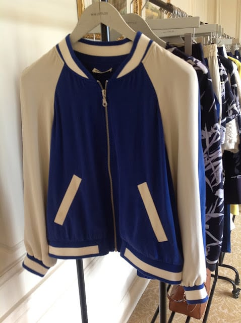 Alexandra Stedman Whistles Jacket