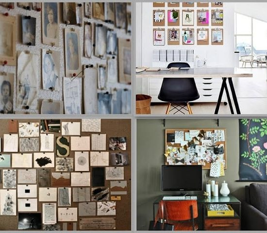Pinboard: Do It Yourself Study Project