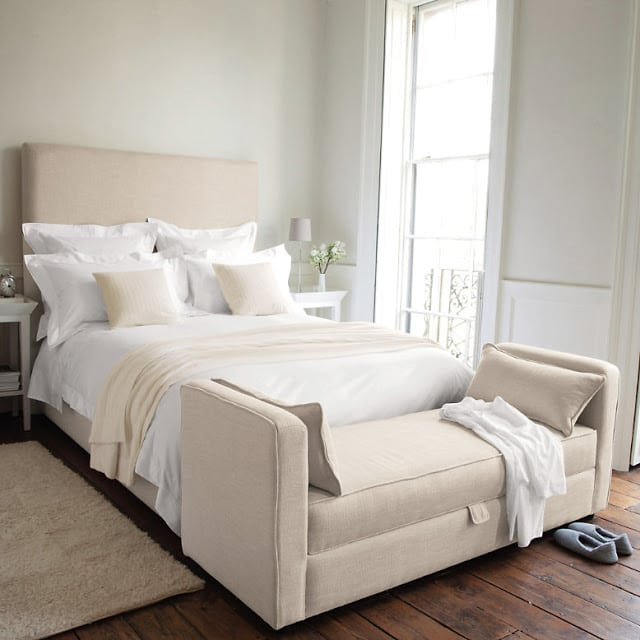 The White Company Headboard