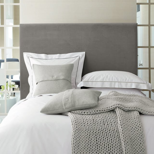 Dulwich Grey Headboard