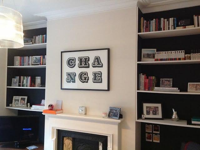 Bookshelves Alexandra Stedman