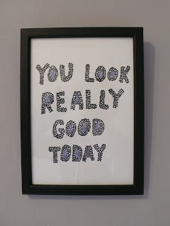You look really good today - the-Frugality