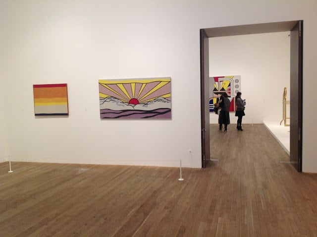 Pop art at Tate modern