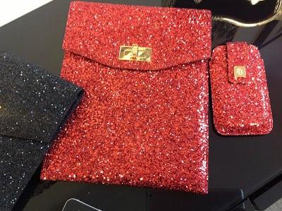 Glitter accessories