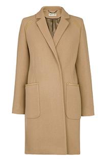 The perfect camel coat…