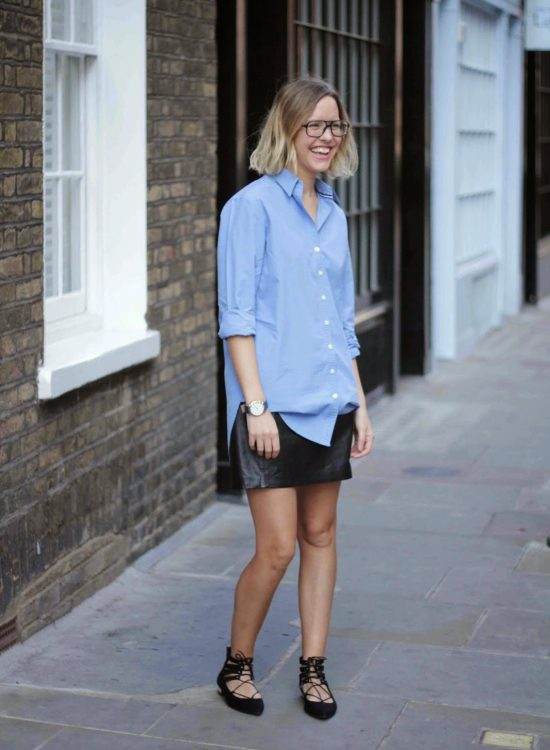 *Frugal Buy* New Look lace-up flats
