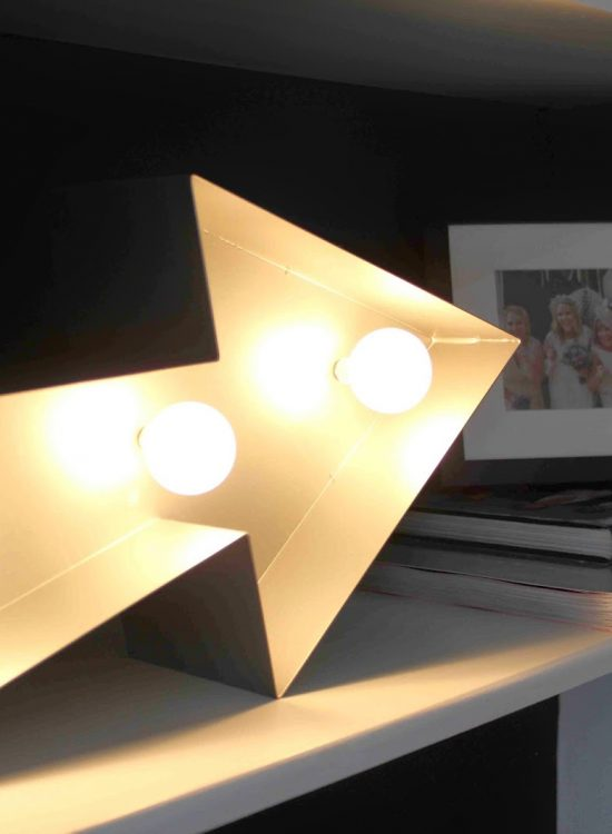 Back In Stock: BHS Arrow Lamp