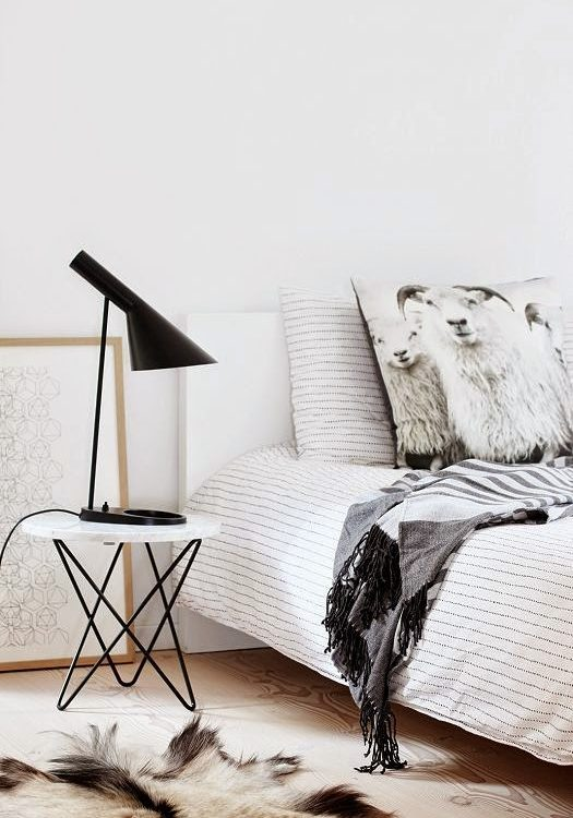 Interiors: Monochrome