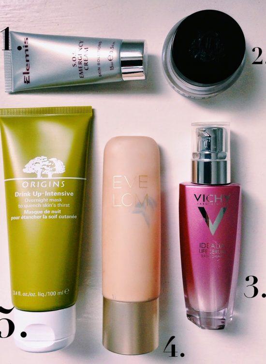 Tired skin remedies