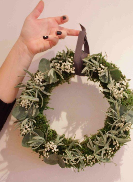 DIY – Christmas Wreath