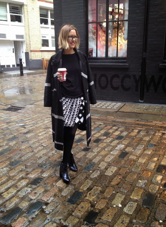 How to wear your sparkly boots…
