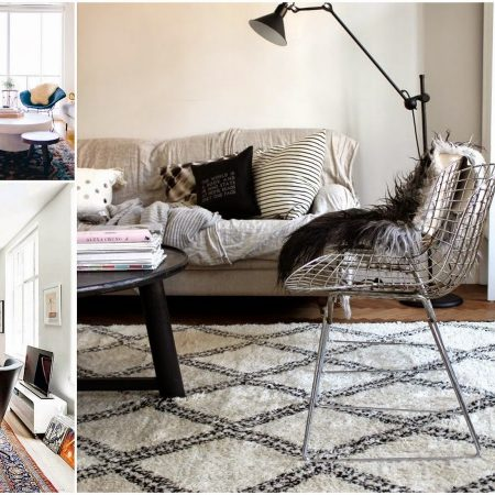 Affordable interiors: Rugs