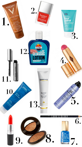 Prepped and Primed: Summer Beauty Buys
