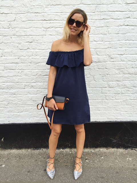 Cheap frills: the £34.99 dress you need for summer