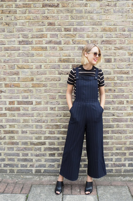 Dungarees for grown-ups