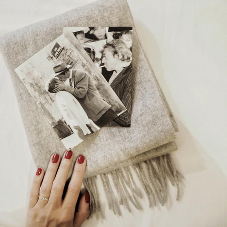 *Must Buy* Next cashmere mix scarf