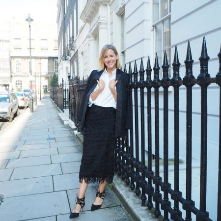 3 ways to style up your white shirt this season