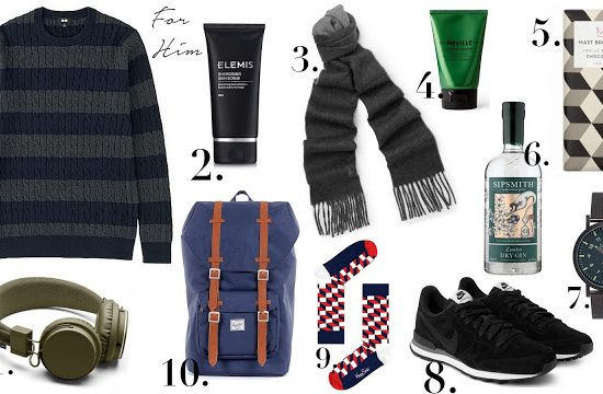 Christmas Gift Guide {Part Two}