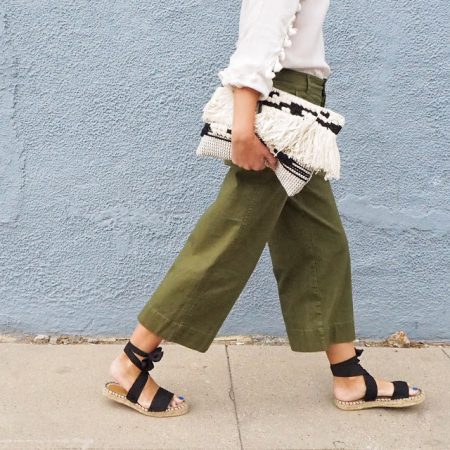 Khaki: the new black