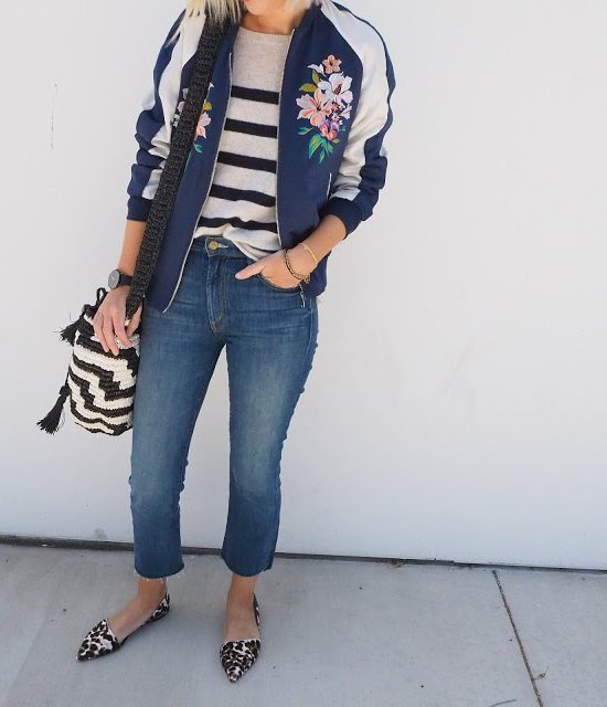 Trend: The bomber jacket