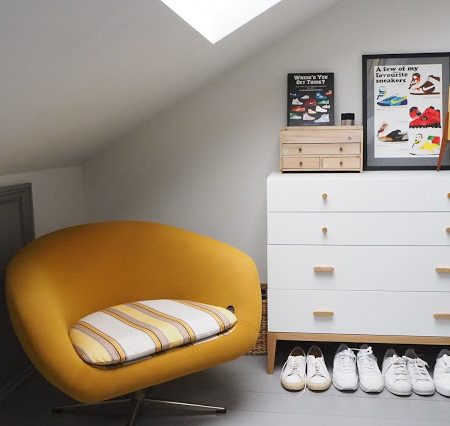 Interiors: Hannah Rochell's South East London Loft