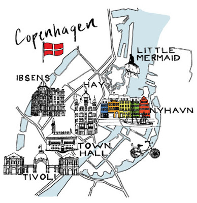 Copenhagen Insiders (and what to wear when you're there)