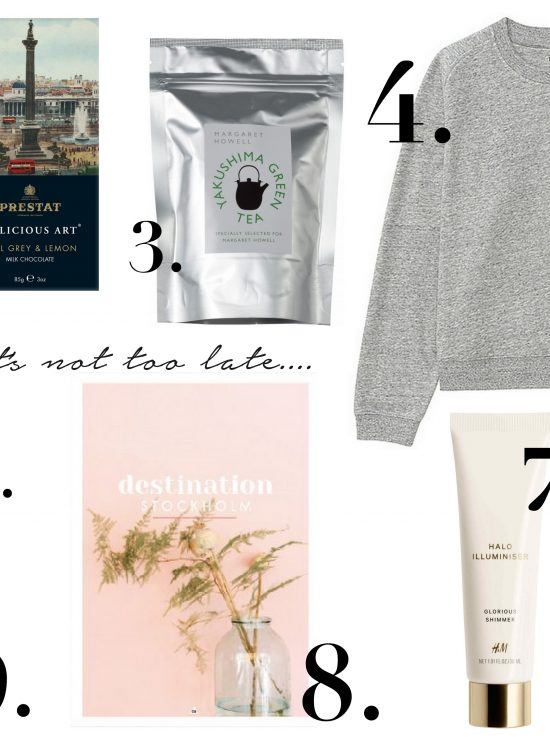 The 'It's Not Too Late' Christmas Gift Guide