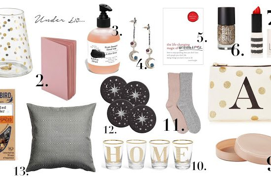 Christmas Gift Guide {Part 1}