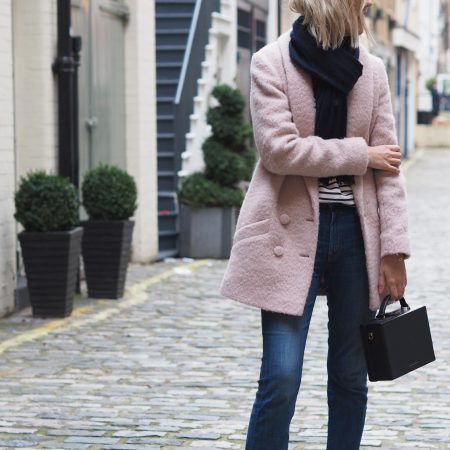 Pink Coat The Frugality