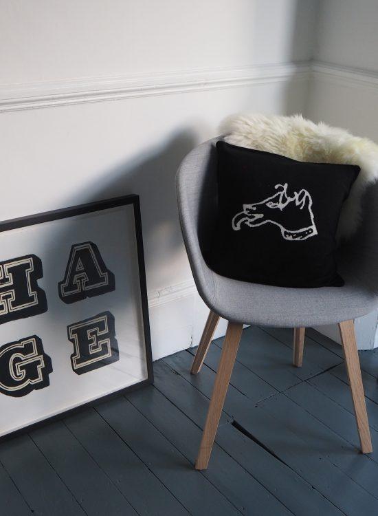 Living room DIY update