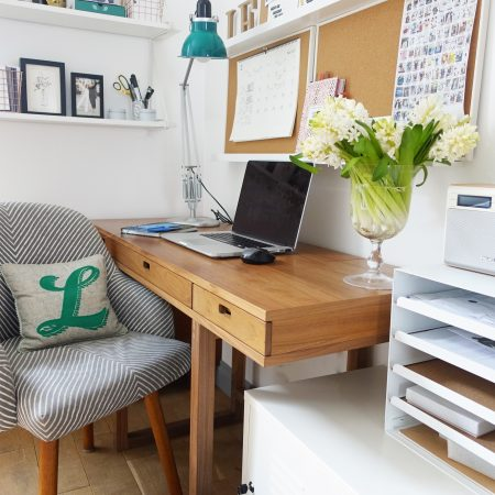 Home Office Space: Laura Fantacci