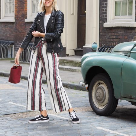 Ankle Grazers: cropped trousers