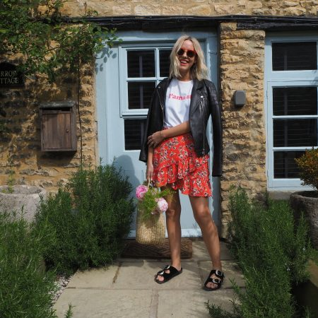 The Frugality summer outfit