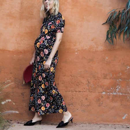 Sometimes the best maternity clothes aren't maternity at all…