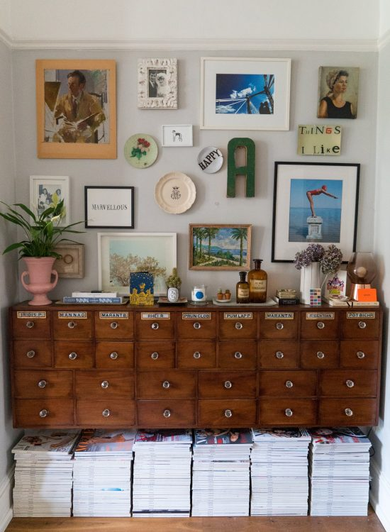 Interiors Envy: Lisa Mehydene from edit58