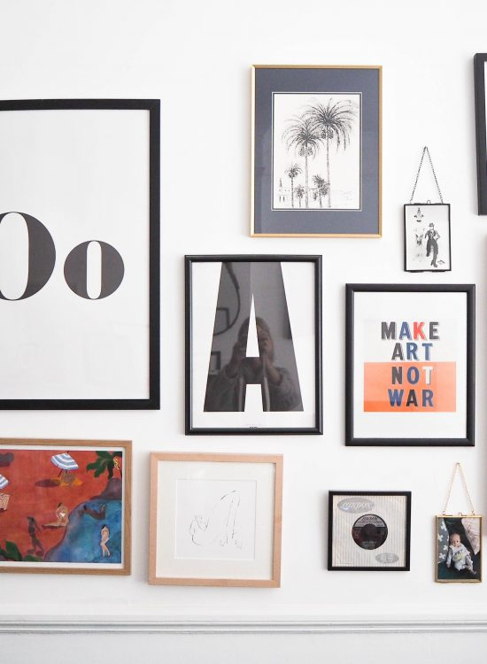 AFFORDABLE ART (AND WHERE TO FIND IT)