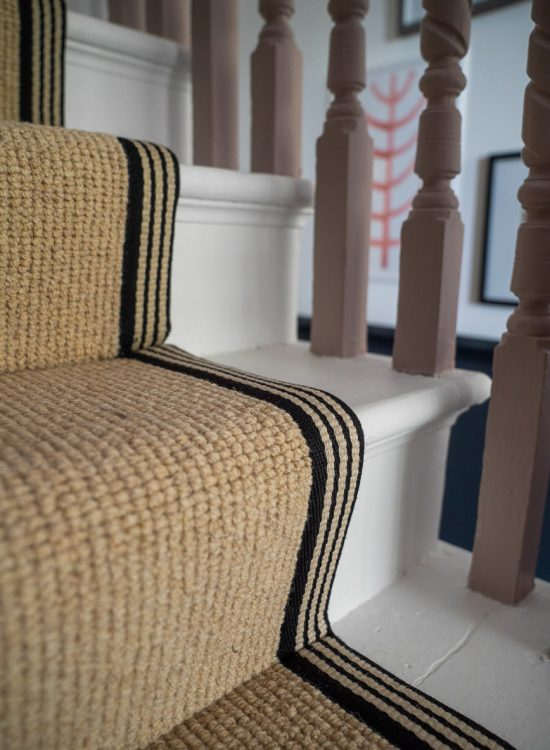 HOW TO ACHIEVE YOUR PERFECT STAIR RUNNER