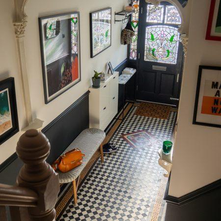 Renovation update: hallway