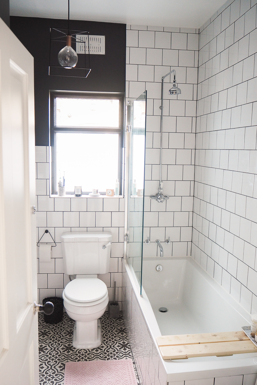 The Frugality House Interiors update Bathroom