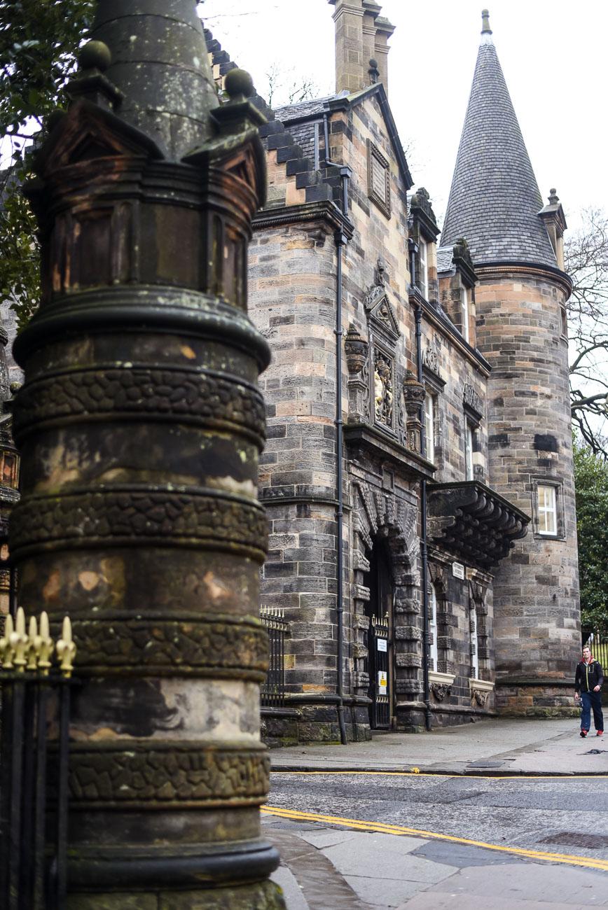 Glasgow Architexture.