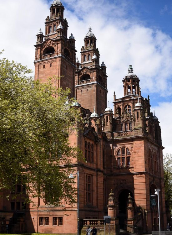FRUGAL CITY GUIDE: GLASGOW
