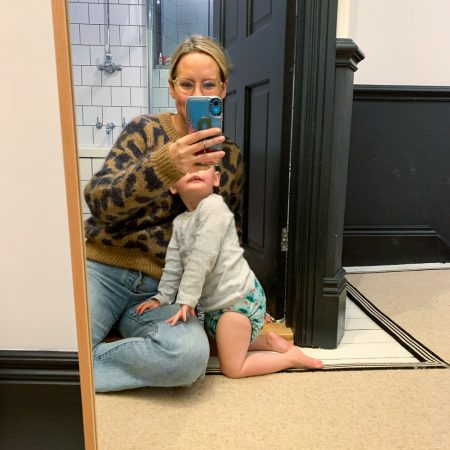Reusable nappies: update with a 2 year old