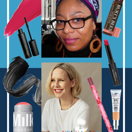 TWO CRUELTY-FREE BEAUTY LOOKS (AS RECOMMENDED BY MAKE-UP ARTIST JULIE JACOBS)