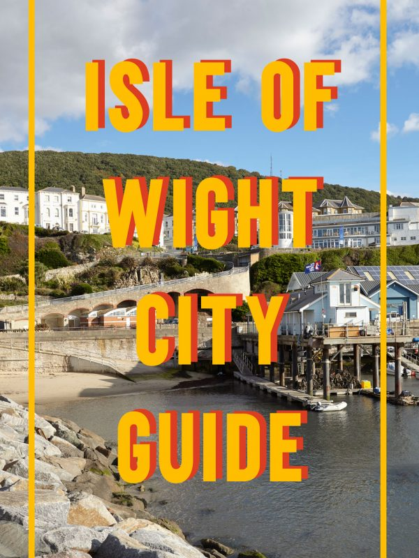 Isle of Wight city guide